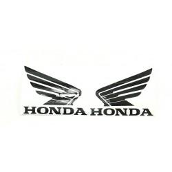 Polep nádrže Logo Honda-Křídla
