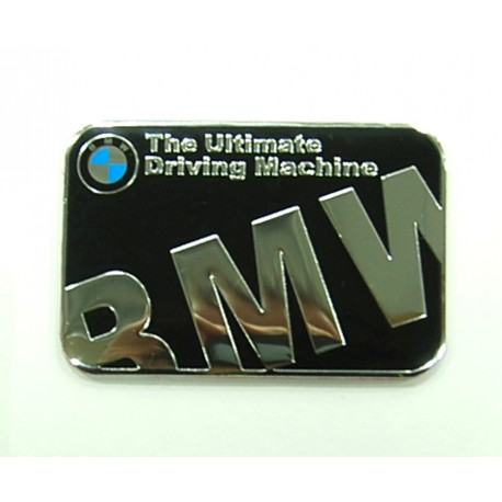 Štítek BMW GS Ultimate