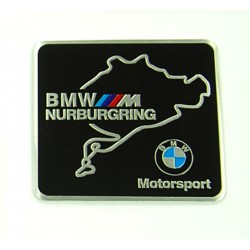 Štítek BMW NURBURGRING