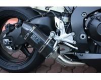 Laděný výfuk HONDA CBR 1000 RR 2008-2012 Carbon/AKR2