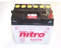 Baterie NITRO 53030 na motorku