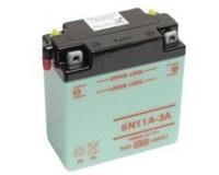 Baterie NITRO 6V 6N11A-3A na motorku