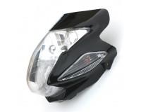 Přední světlo s blinkry na motocykl Honda