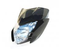 Přední světlo na motorku KAWASAKI
