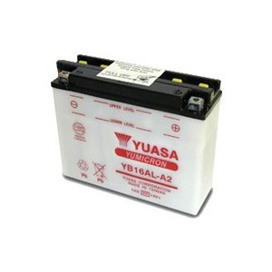 Baterie Yuasa YB16ALA2 na motorku