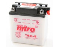 Baterie NITRO YB3L-B na motorku