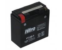 Baterie NITRO YT14B-4 na motorku