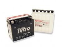 Baterie NITRO YTX12-BS na motorku