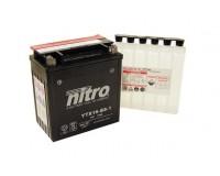 Baterie NITRO YTX16-BS1 na motorku