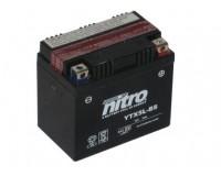 Baterie NITRO YTX5L-BS na motorku