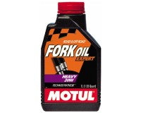 Fork Oil Expert Heavy 20W 1l, tlumičový olej pro motocykly.