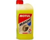 Motul motocool Expert 1l, chladící kapalina pro motocykly.