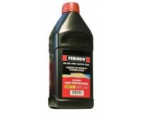 Brzdová kapalina Ferodo Dot 5,1 0,5l pro motocykly.