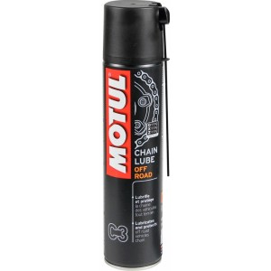 Sprej na řetěz Motul C3 Off Road plus 0.4 ml