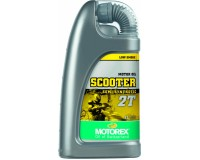 Olej pro skůtry 2T, Motorex Scooter 2T 1l.
