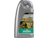 Motorový olej pro skútry 4T, Motorex Scooter 10W 40, 1l