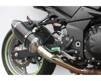 Laděný výfuk Kawasaki Z 750 2007-2012, GP Carbon AK10