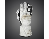 Moto rukavice 4SR SG Lady White