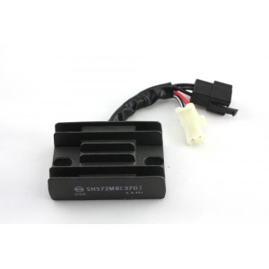 Regulátor dobíjení Suzuki GN125 - AN125/150