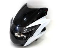 Přední světlo na motorky, Mille.