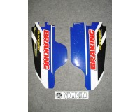 Polepy Yamaha YZ-YZF 2005-2006, WRF.