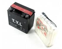 Baterie YTX14-BS 12V 10 Ah, na motorku
