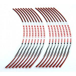 Reflexní proužky SUZUKI 17 pulců.