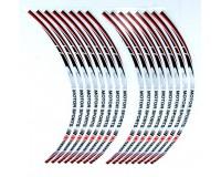 Reflexní proužky YAMAHA 17 pulců.