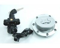 Víčko nádrže a spínací skříňka Honda CBR 900, CB 1400