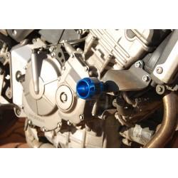 Padací protektory Carbon Honda CB 600 F Hornet 98-2005