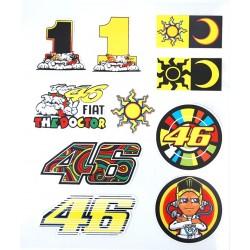 Samolepky Rossi 46