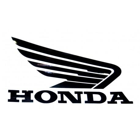 Křídla polep nádrže Honda.