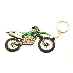 Přívěšek na klíče Enduro Kawasaki