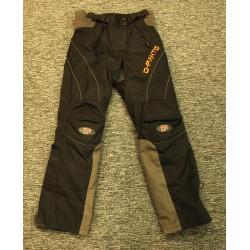 Kalhoty na motorku D Fakto, textilní, pánské.