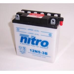 Baterie Nitro 12N53B na motorku