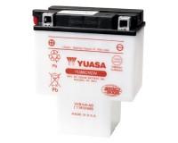 Baterie YUASA HYB16A-AB/Y na motorku