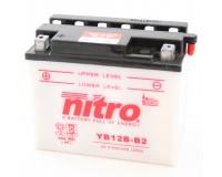 Baterie NITRO YB12B-B2 na motorku