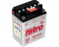 Baterie NITRO YB14A-A2 na motorku