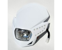 Street maska na motorku H4