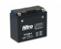 Baterie NITRO YT12B-4 na motorku