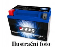 Baterie SHIDO LITHIUM YT12BBS-L na motorku