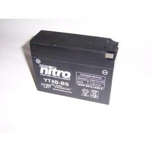 Baterie NITRO YT4B-BS na motorku
