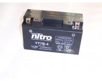 Baterie NITRO YT7B-4 na motorku