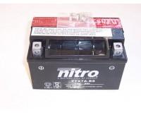 Baterie NITRO YTX7A-BS na motorku