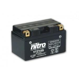 Baterie NITRO YTZ10S na motorku