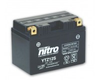 Baterie NITRO YTZ12S na motorku