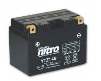 Baterie NITRO YTZ14S na motorku