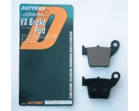 Brzdové destičky HONDA CR 125, CRF 250, CFR 450 - DAYTONA