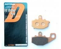 Brzdové destičky KAWASAKI ZX6R, ZZR 600, ER6F, KLE, ZX9R, ZX10R, Z750 - DAYTONA