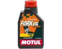 Fork Oil Expert Light 5W 1l, tlumičový olej pro motocykly.